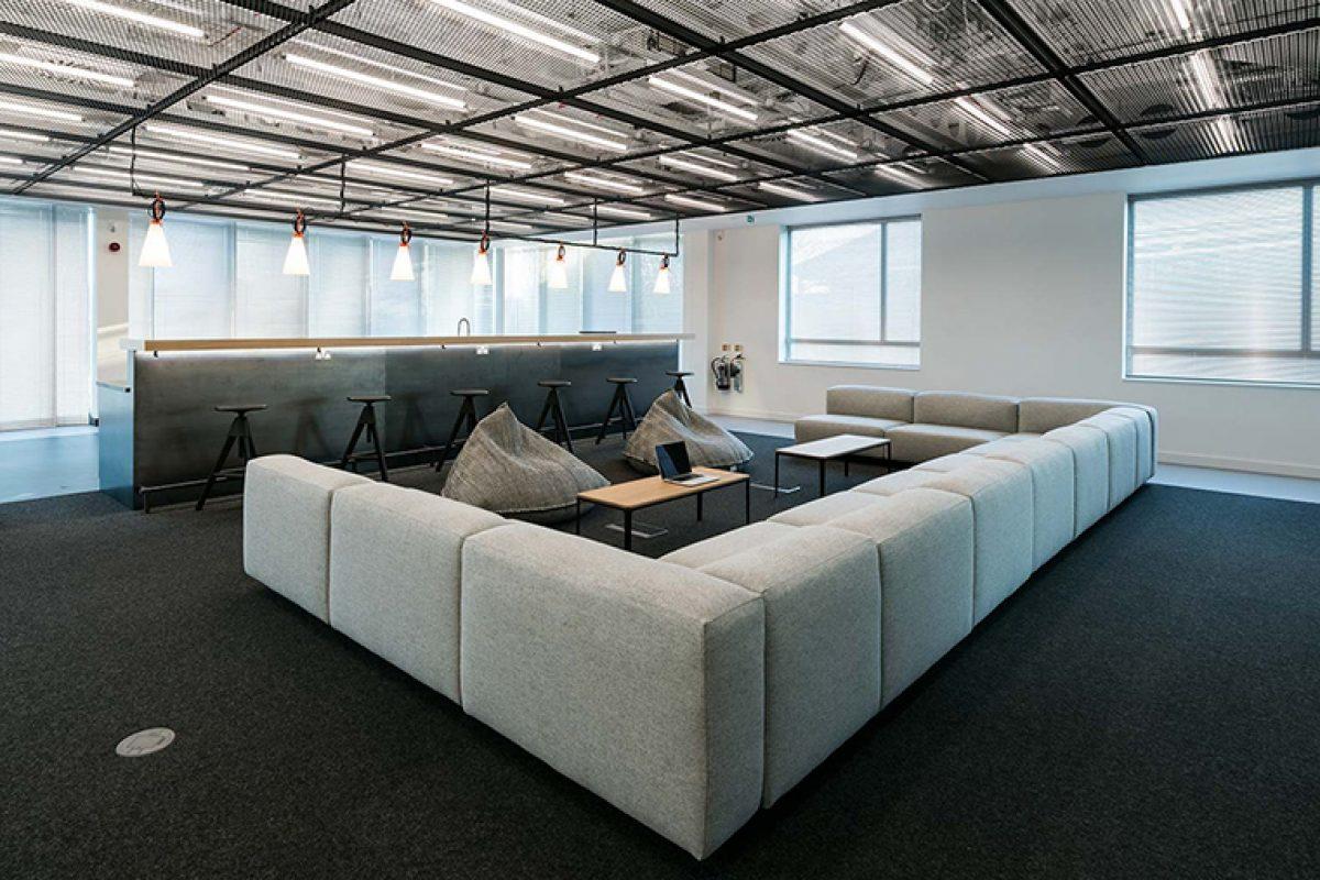 Casos Prácticos: Los espacios de trabajo más punteros se visten con la creatividad de GAN