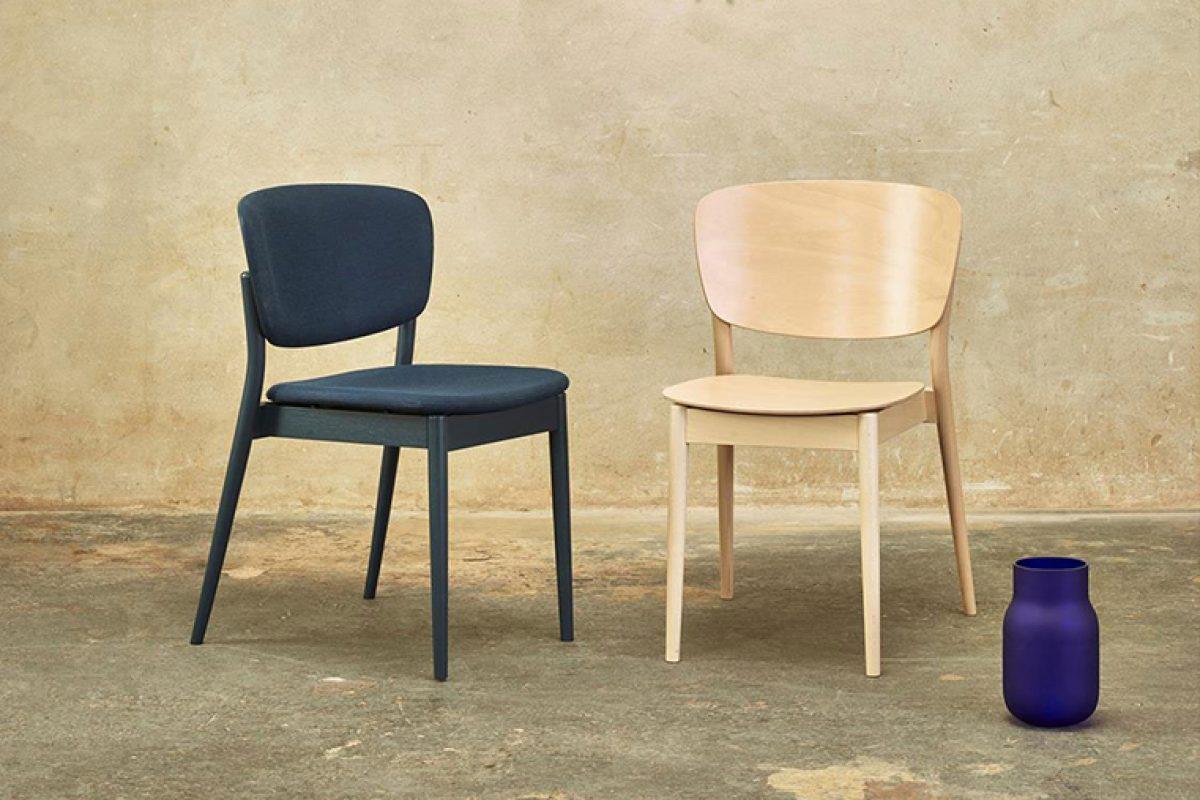 Yonoh crea Valencia para la firma checa TON, una silla diseñada para ser un clásico