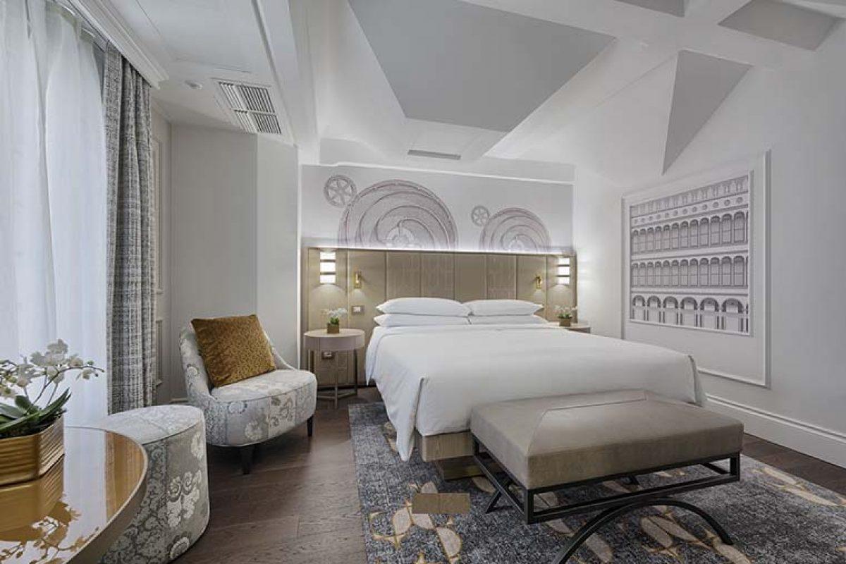Molino Stucky, la arqueología industrial se convierte en un prestigioso hotel