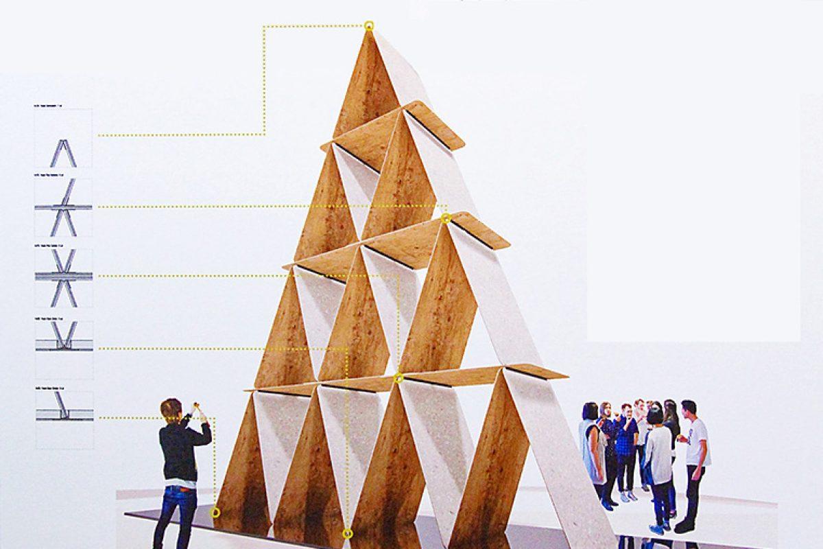 El concurso Trans-Hitos 2019 ya tiene ganador. El proyecto «House of Cards» de Nihil Estudio se verá en Cevisama
