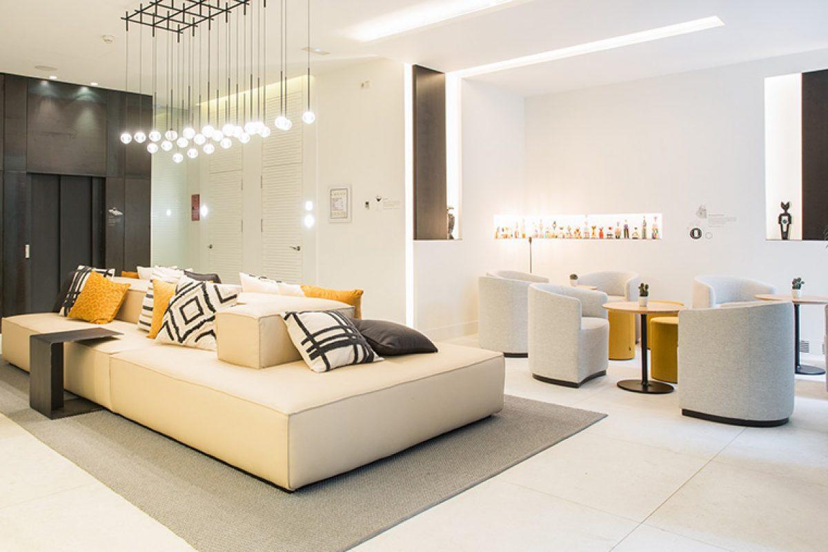 GCA Architects renueva el Hotel Denit Barcelona conservando su carácter fresco, chic y funcional