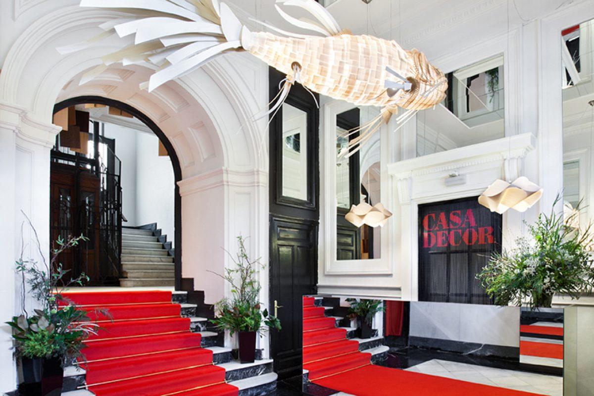 Casa Decor 2019 abre sus puertas. El mejor interorismo vuelve al barrio de Salamanca
