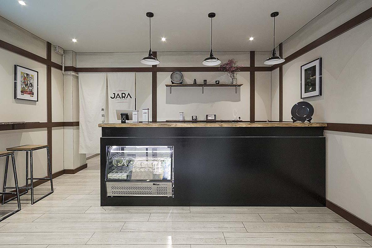Nuevo Sushi Bar Estilo Manga por DA2 Arquitectura