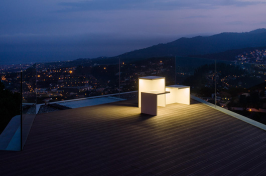 The New Proposal Of OUTDOOR By VIBIA Subtle Outdoor Lighting