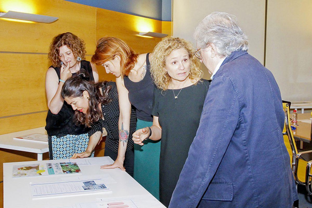 Salón nude selecciona a los diseñadores y estudios que participarán en el vivero creativo de Feria Hábitat Valencia 2019