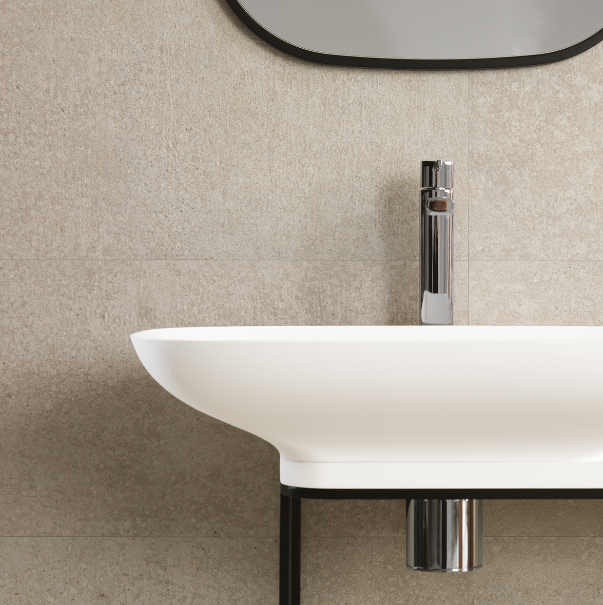Pure Bathroom Collection By Yonoh For Porcelanosa