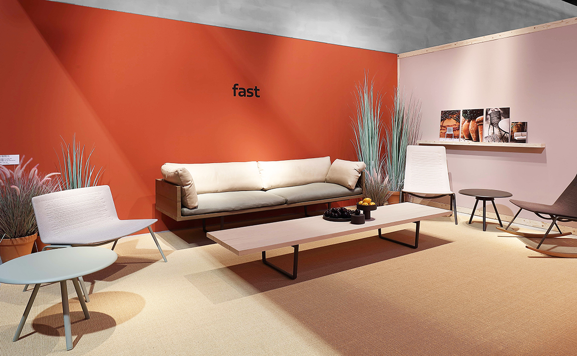 New wood plan la colecci n completa de muebles de exterior dise ada por studio lievore altherr - Studio barcelona muebles ...