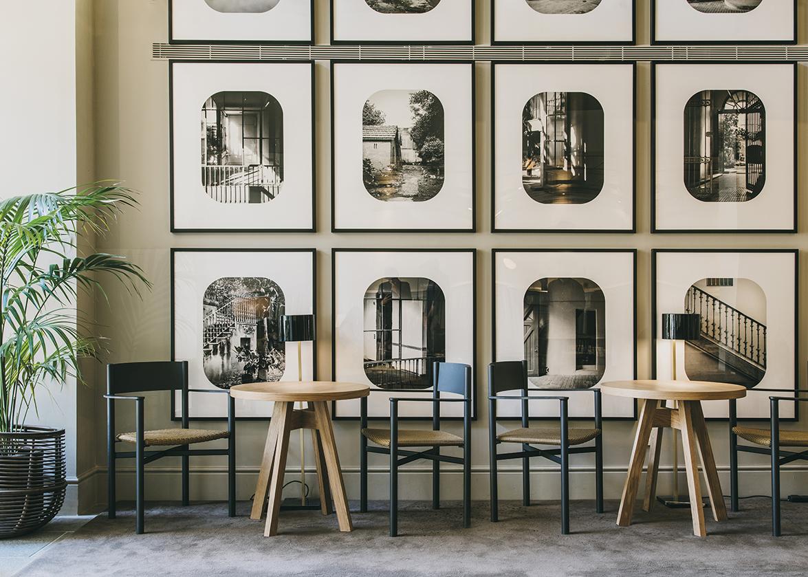 ENEA de Triconfort, las sillas que mezclan innovación con tradición para hacerlas aptas para exterior
