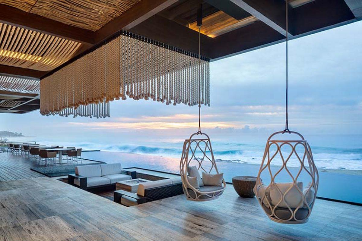 Hotel Solaz Los Cabos por Sordo Madaleno Arquitectos, una volumetría que se adapta al entorno