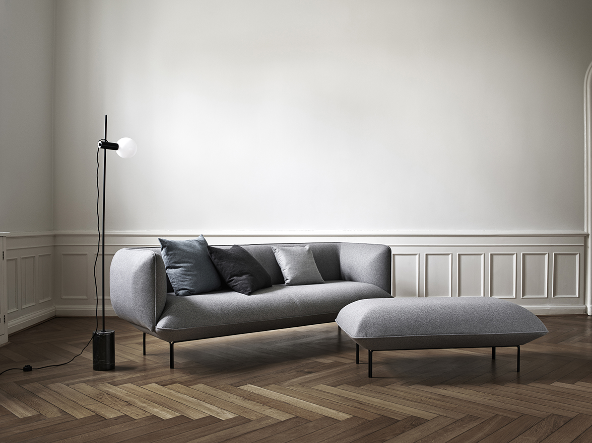 Light And Soft Shapes In Cloud The Latest By Yonoh For Bolia