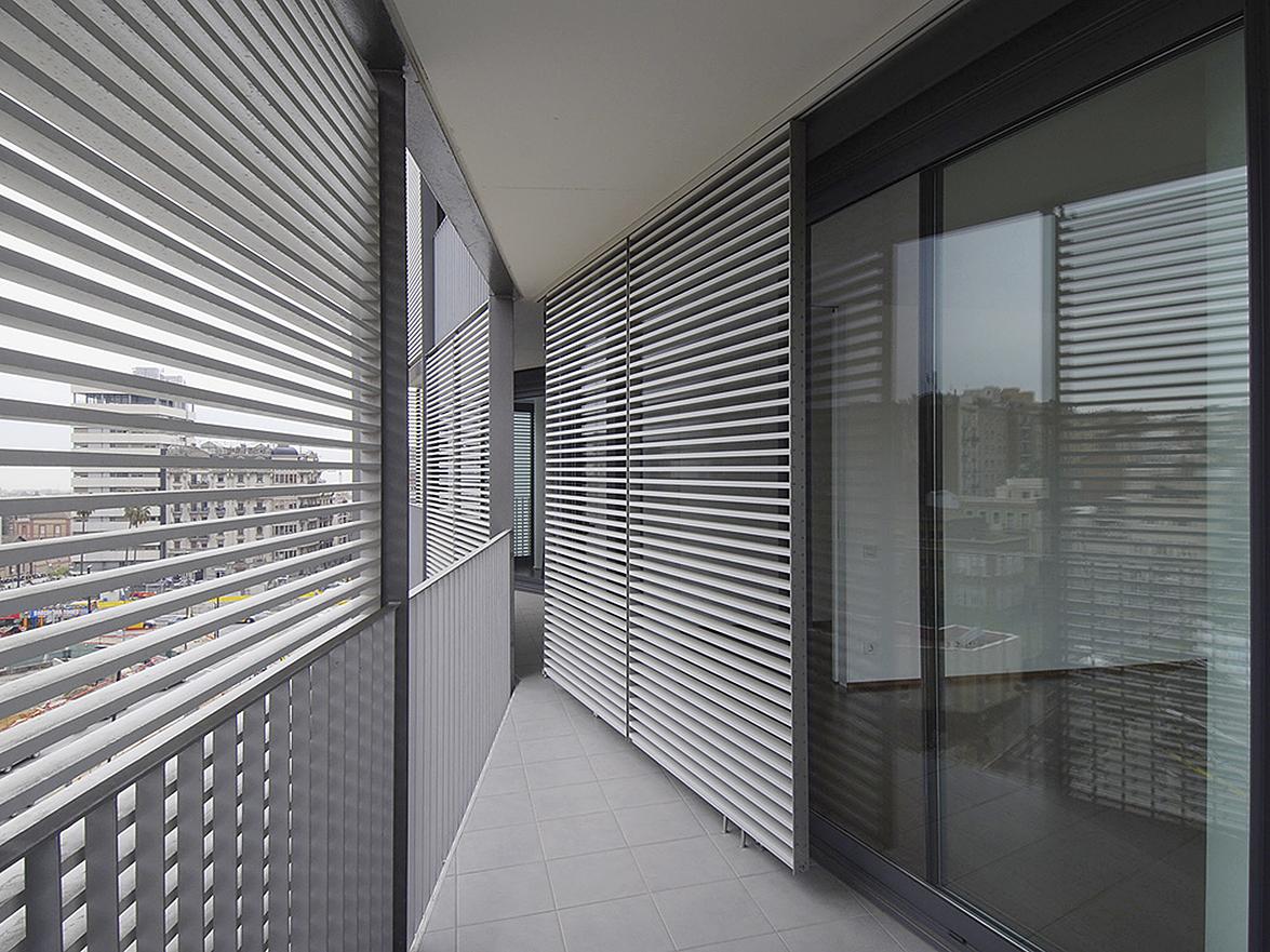Sistema de proteccion solar Noteal.Sergio Padura