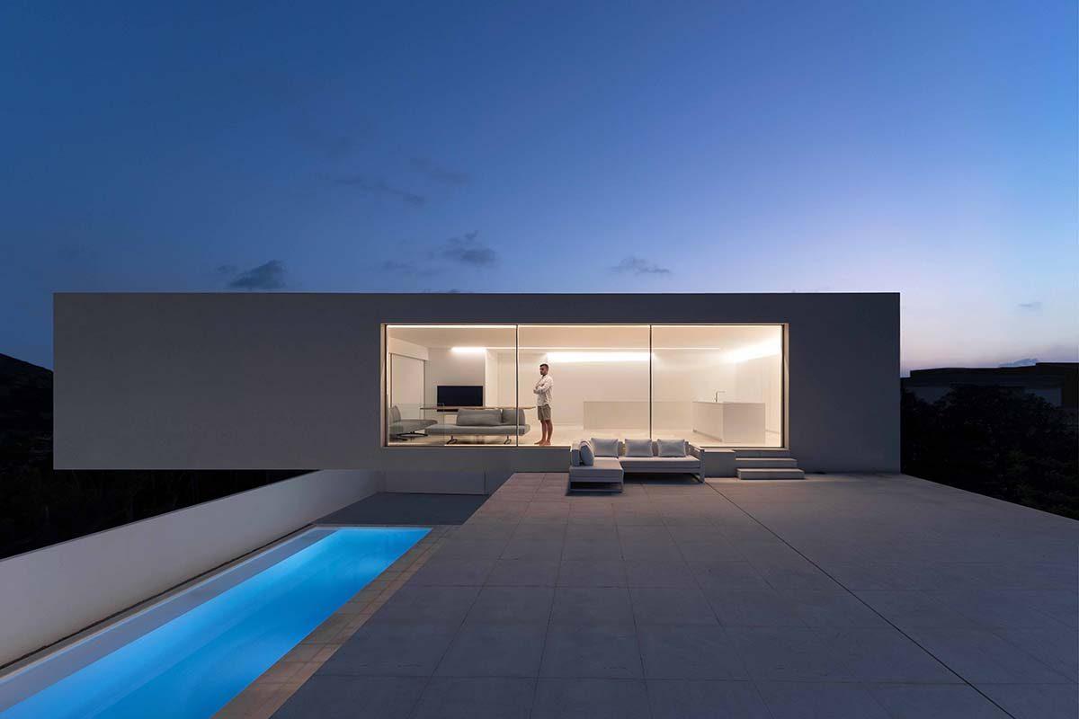 Casa de Arena en Valencia por Fran Silvestre Arquitectos
