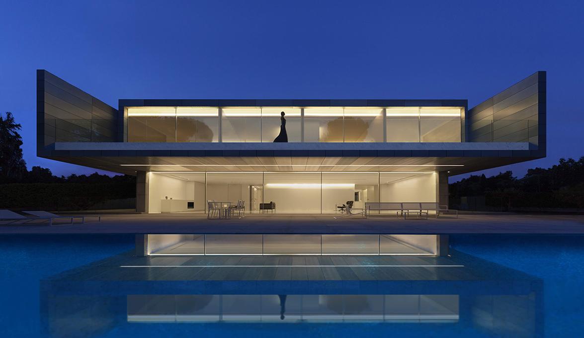 FRAN SILVESTRE ARQUITECTOS - ALUMINUM HOUSE - 001