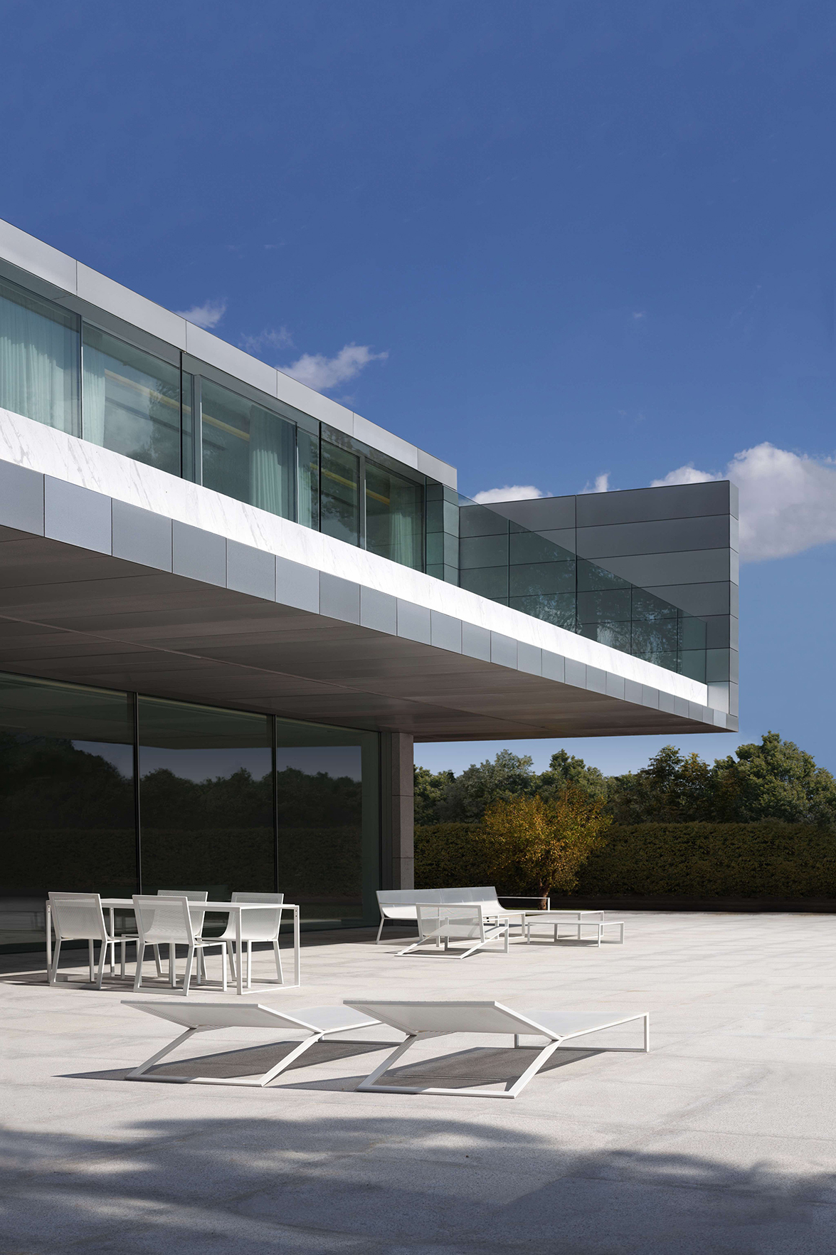 FRAN SILVESTRE ARQUITECTOS - ALUMINUM HOUSE - 005