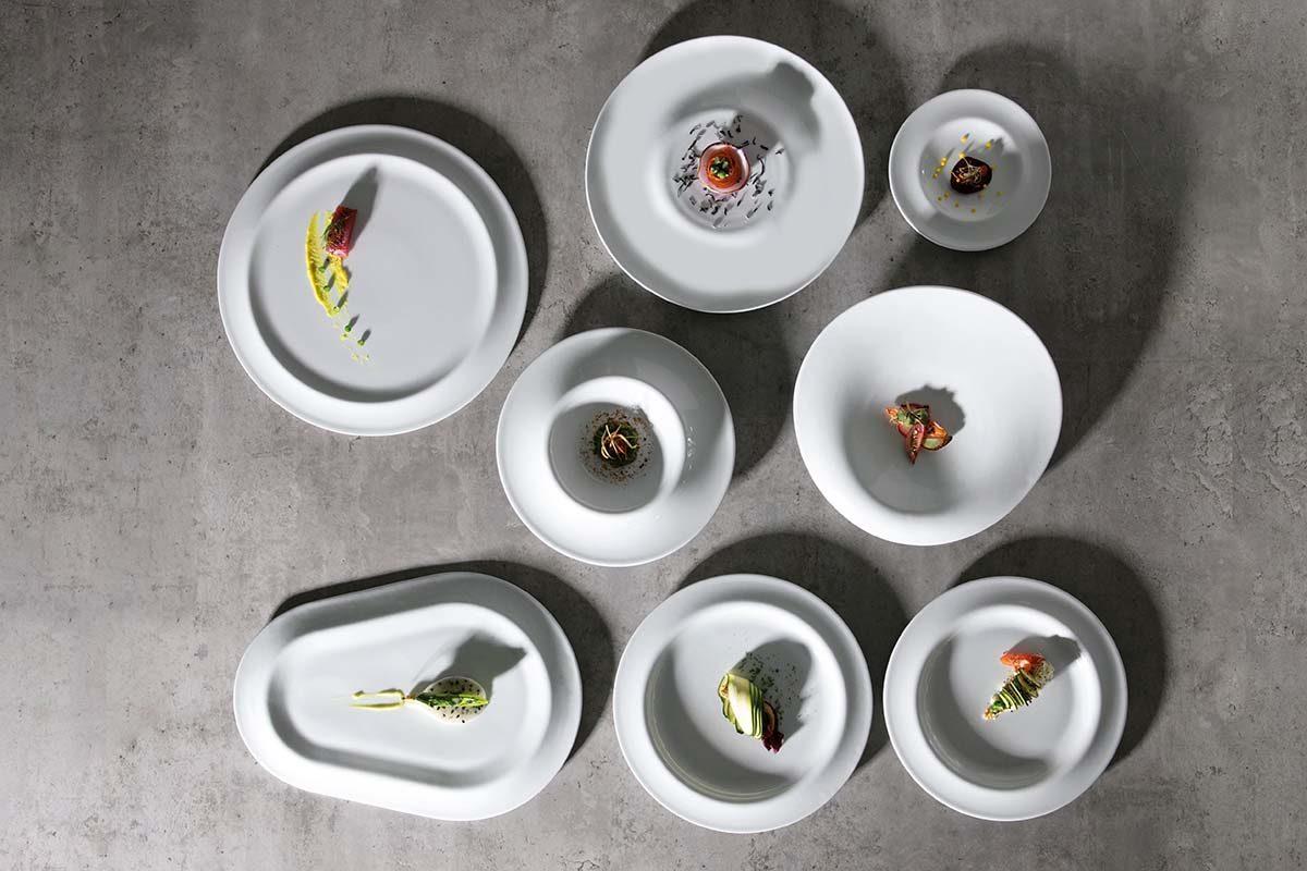 Gotas, la porcelana de Ximo Roca para Corona que evoca la lluvia