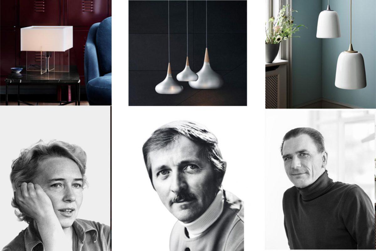 3 diseñadores para 3 nuevas colecciones de Lightyears. Reinterpretando los clásicos del diseño danés