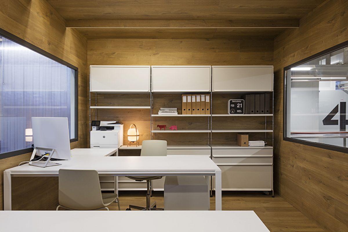 Tarruella Trenchs Studio diseña el obrador y oficinas de Corella. Cuando el diseño interior se encuentra con la alimentación