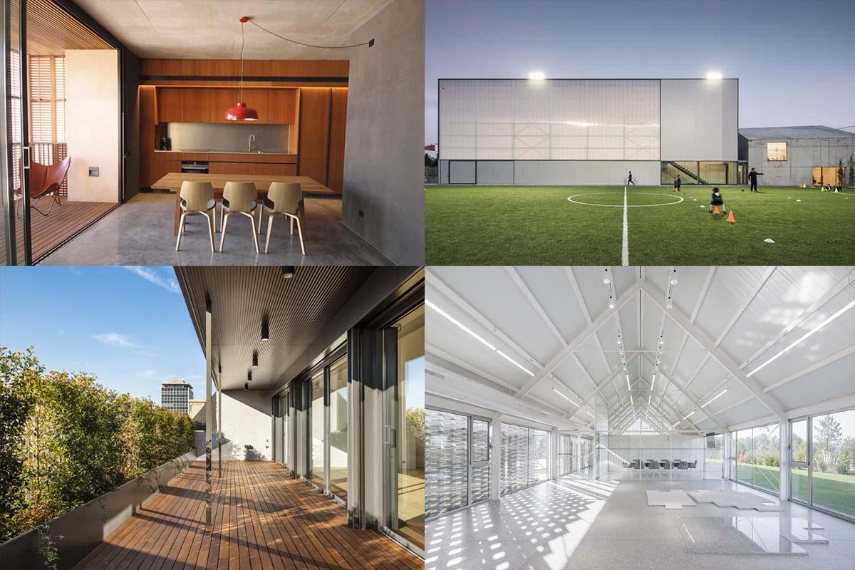 Anunciados los proyectos de arquitectura ganadores del Palmarés Architecture Aluminium Technal 2019