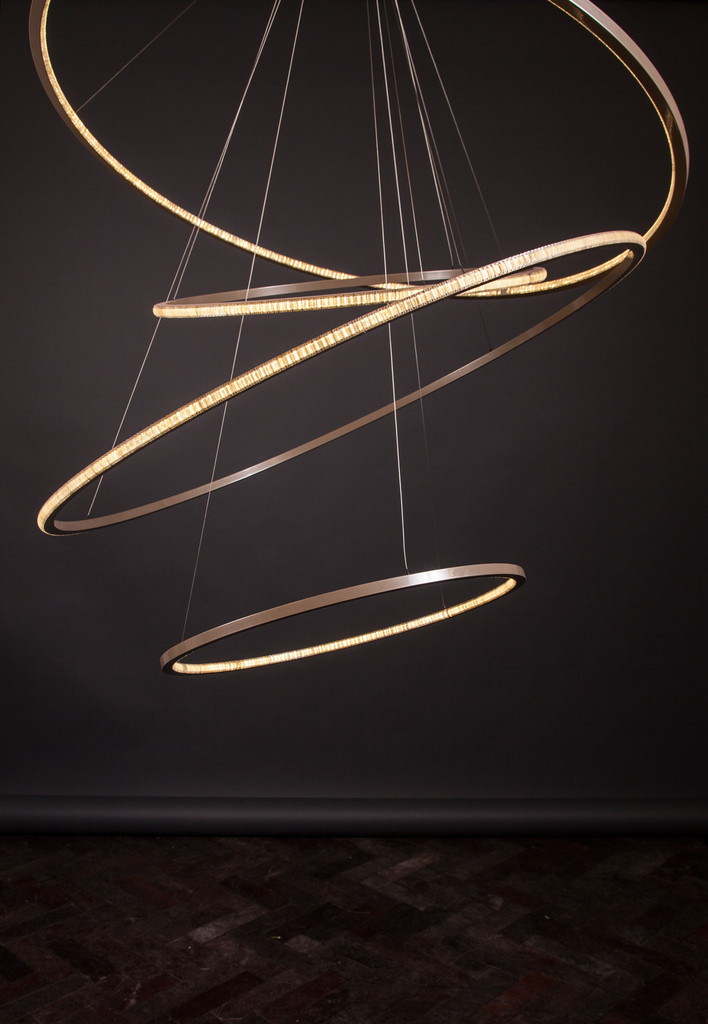 Lohja (Light installations) Cameron Design House (London, United Kingdom)