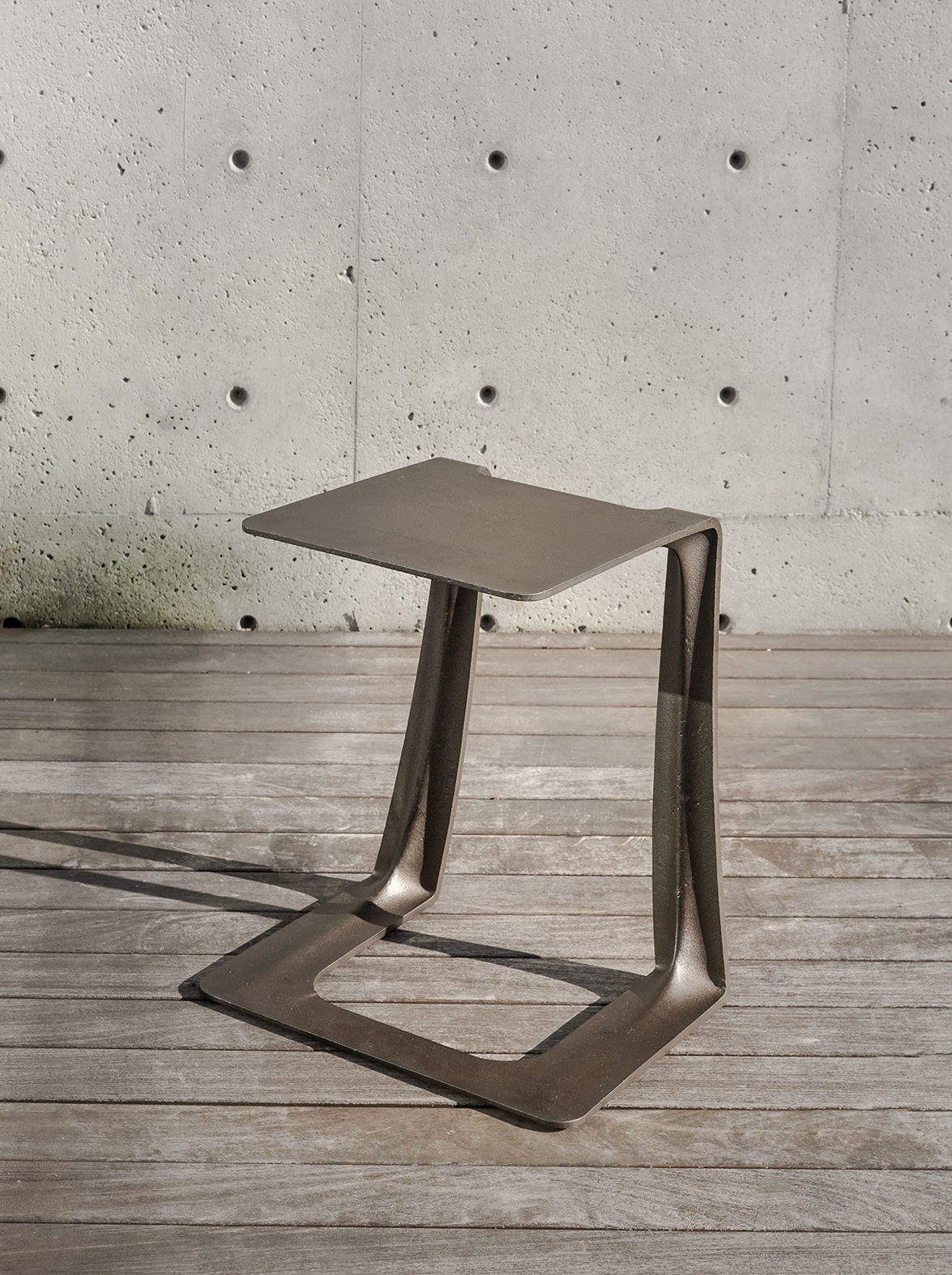 The Garrison (Stools & benches) Stacklab + Rebart (Toronto, Canada)