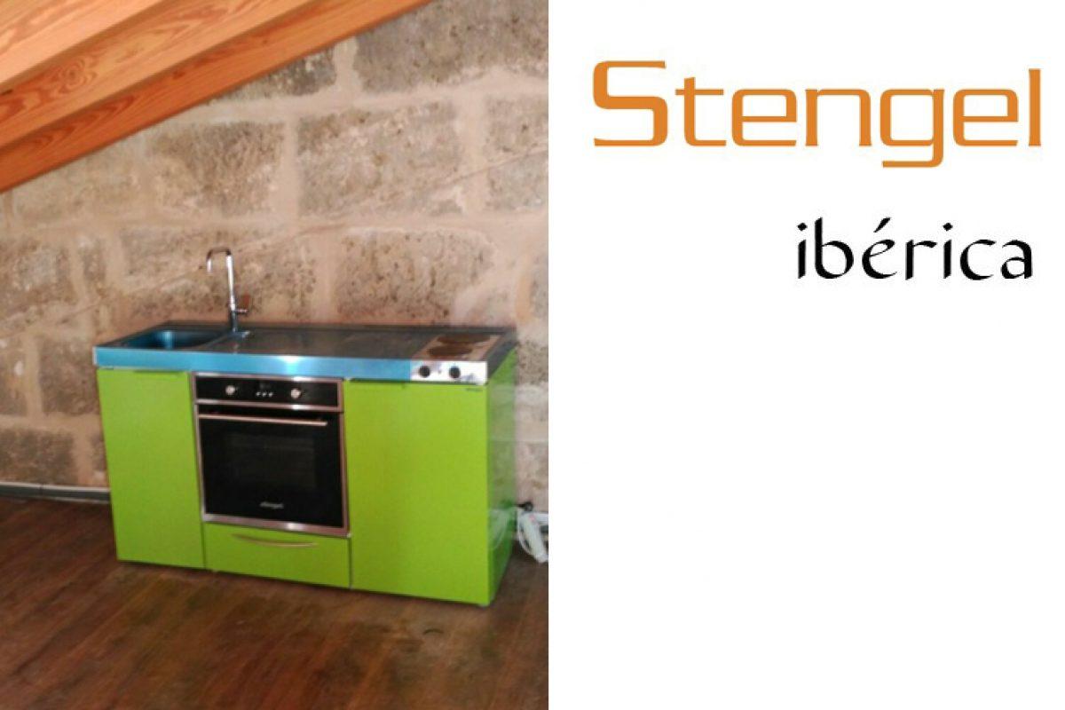 Las mini cocinas Stengel Ibérica triunfan nuevamente en Palma de Mallorca