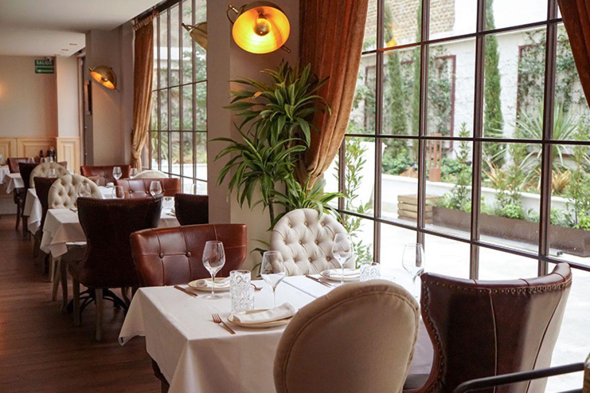 Vical viste el restaurante MalaFemmena en Madrid. La Italia más femenina