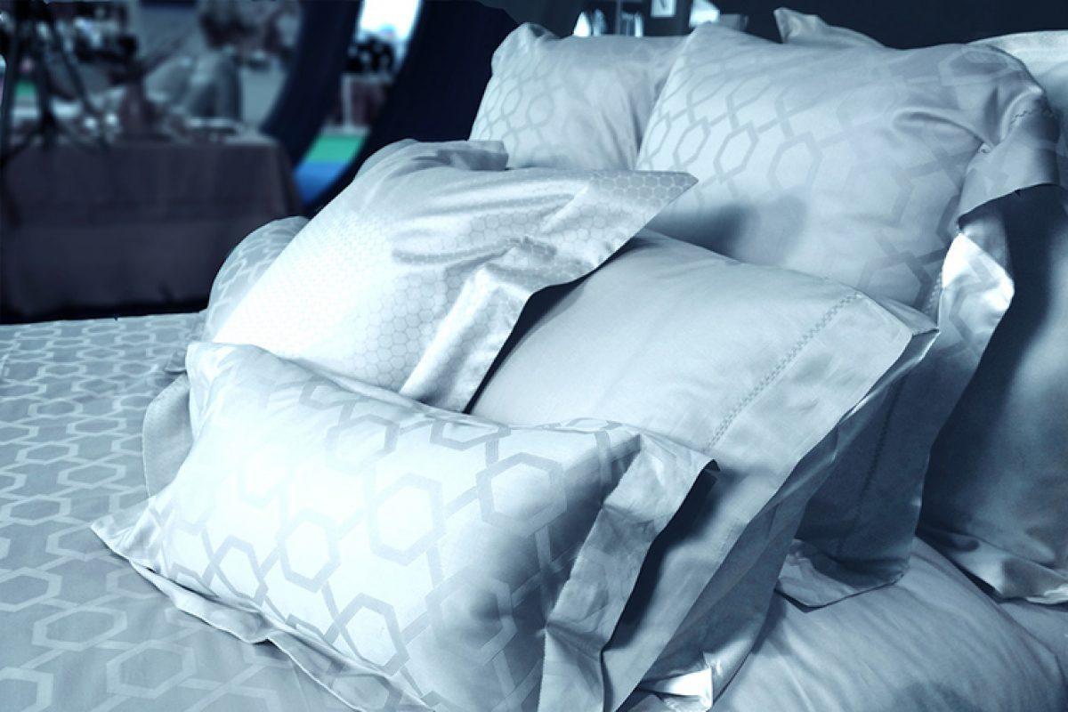 Tendencias en sábanas: Los hoteles de lujo pasan de la pureza del blanco a los colores pastel
