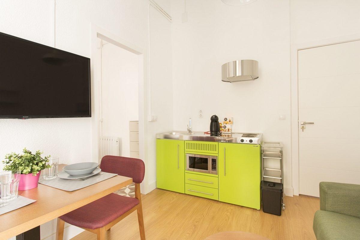 Las minicocinas de Stengel Ibérica hacen su entrada en los apartamentos turísticos: ¡Espacio reducido, máximo beneficio!
