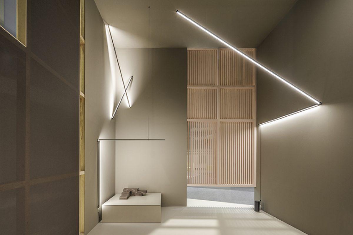 Sticks, el innovador sistema de iluminación diseñado por Arik Levy para Vibia