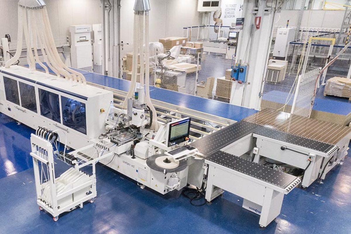 SCM España celebra en Fimma 30 años  de tecnología destinada a apoyar a las empresas más innovadoras del mundo de la madera
