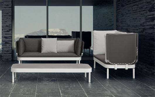 gandia blasco en el salone internazionale del mobile 2012. Black Bedroom Furniture Sets. Home Design Ideas