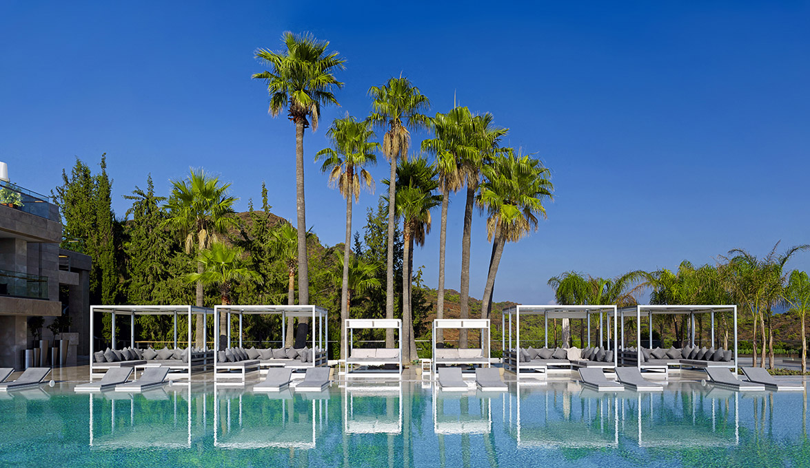 Case studies gandiablasco at its most mediterranean for Interesting hotels