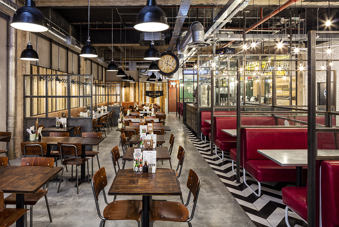 Announced Winners Of The Interior Design Prizes Restaurant Bar Awards 2016