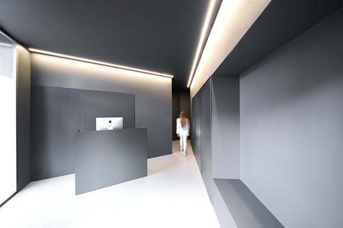 Clínica Dental en Valencia por Fran Silvestre Arquitectos