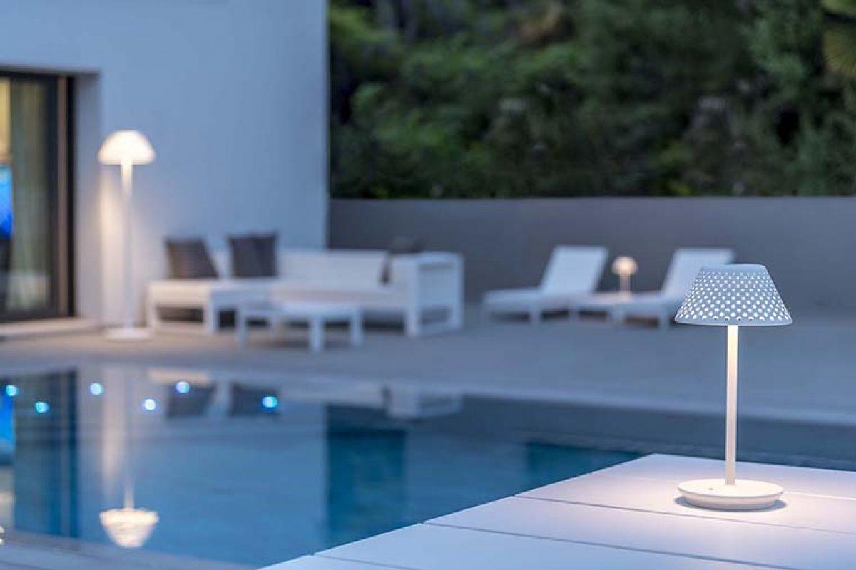 Iluminando el verano de maneras sencillas. Las versátiles propuestas outdoor de Platek