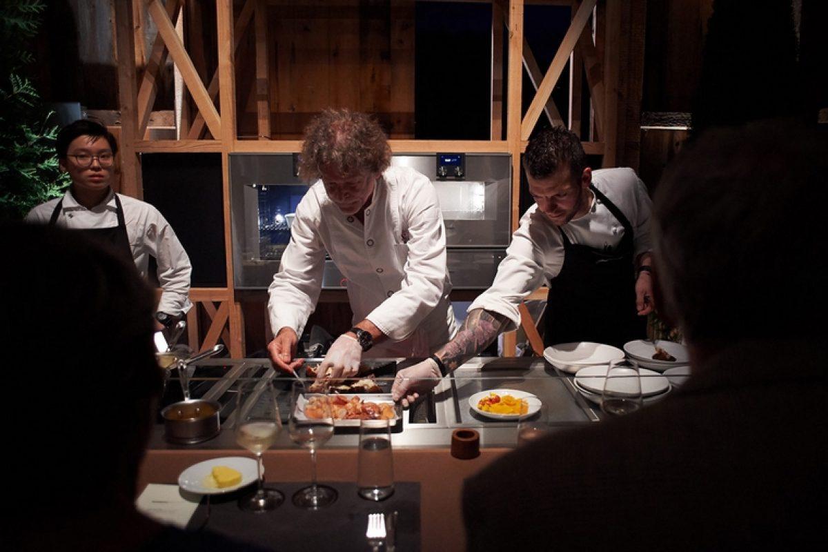 """Gaggenau presenta su nuevo restaurante """"Bistro Restaurant 1683"""": una increíble experiencia culinaria a través de la Selva Negra"""
