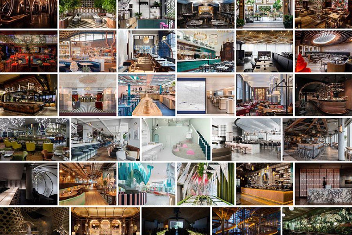 Se abre convocatoria para los premios Restaurant & Bar Design Awards 2019