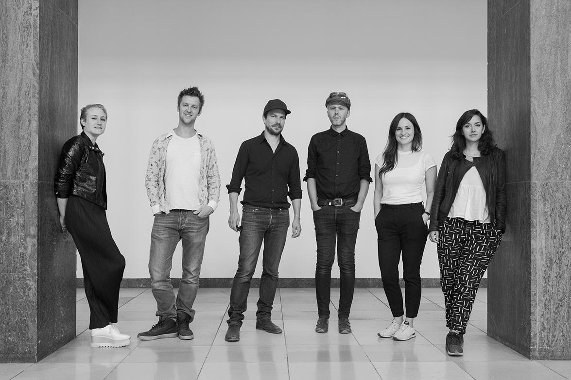 Young Designer Trendtable, 06. Juli 2016 in München. Im Bild: Victoria Wilmotte, Foto von: Verena Kathrein
