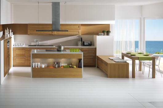 M s de posibilidades de frentes en madera para las for Frentes de muebles de cocina