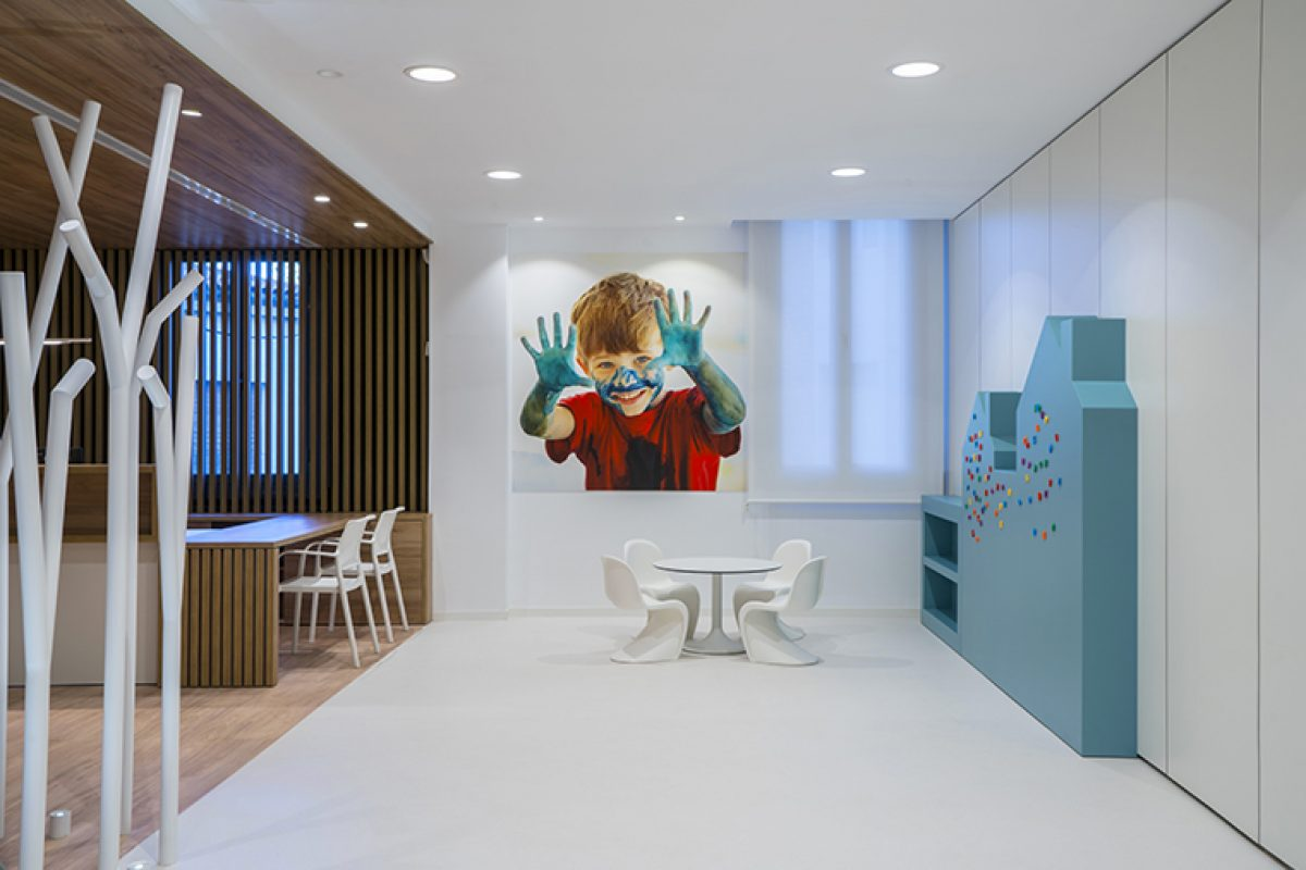 SusannaCots gana el premio German Design Awards 2020 con el proyecto de arquitectura interior para Clínica Sant Josep