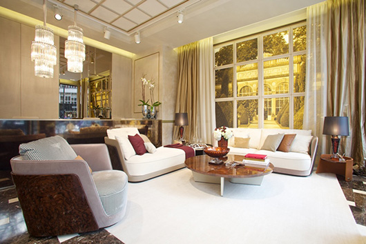 Luxury Living Group Opens Two New Showrooms In London And Miami