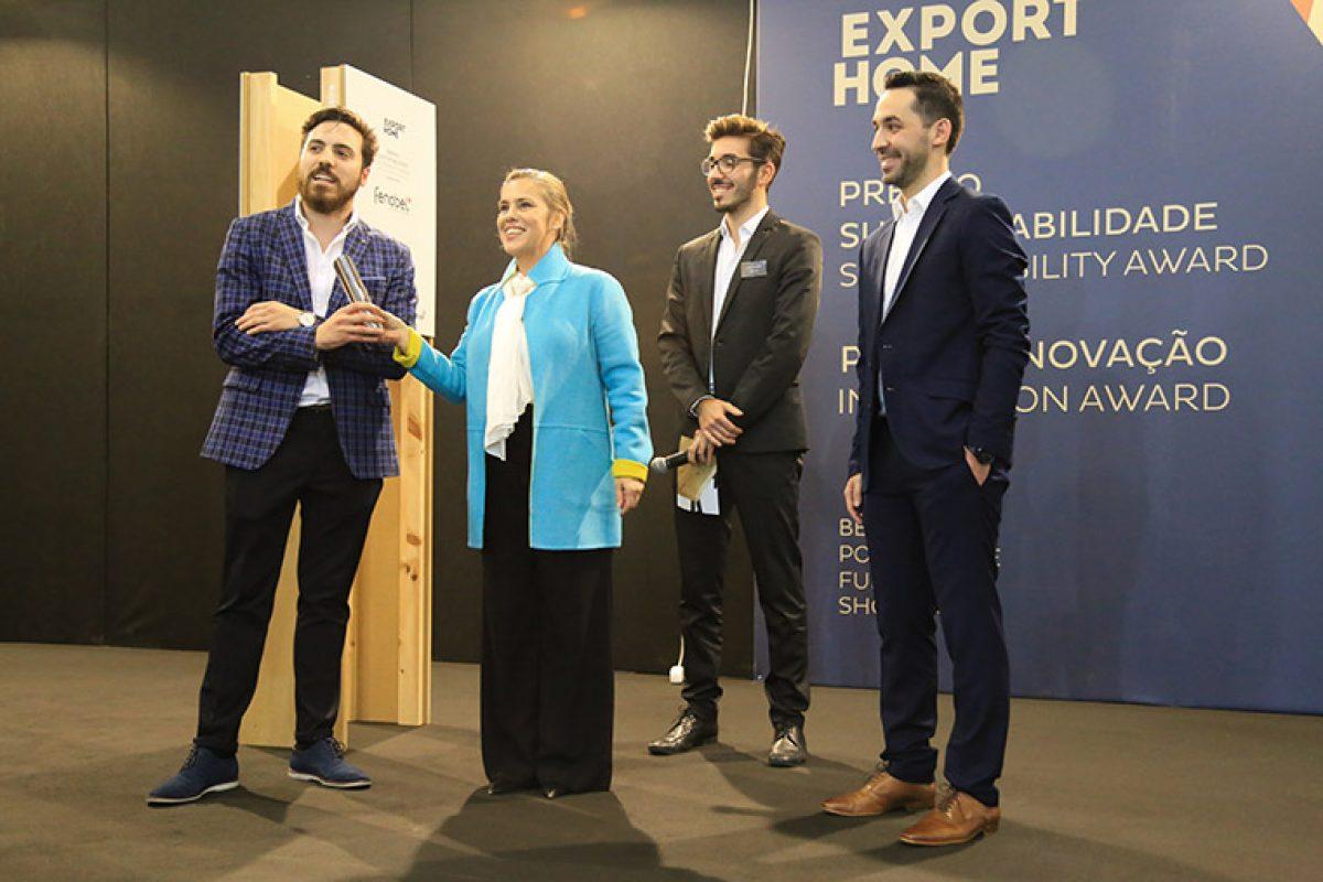 Export Home 2019: Exponor premia el talento portugués innovador y sostenible