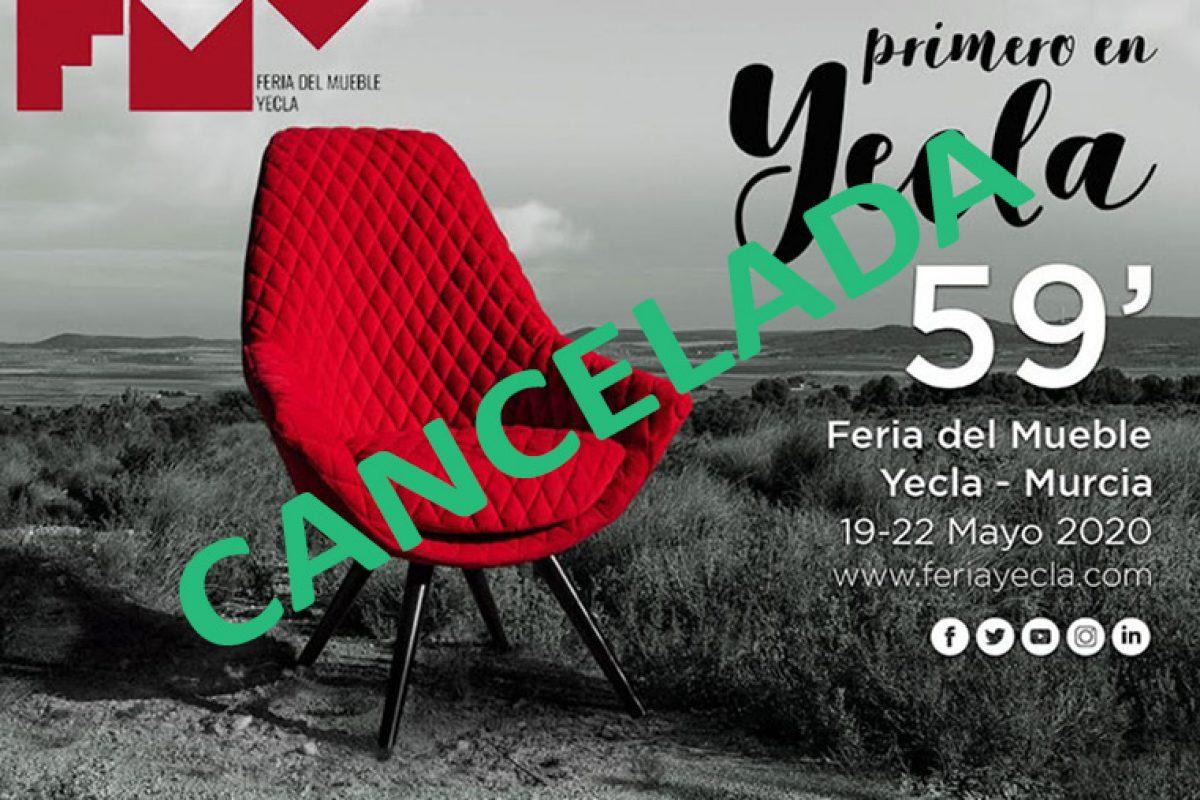 La Feria del Mueble de Yecla se cancela definitivamente y se celebrará en mayo de 2021