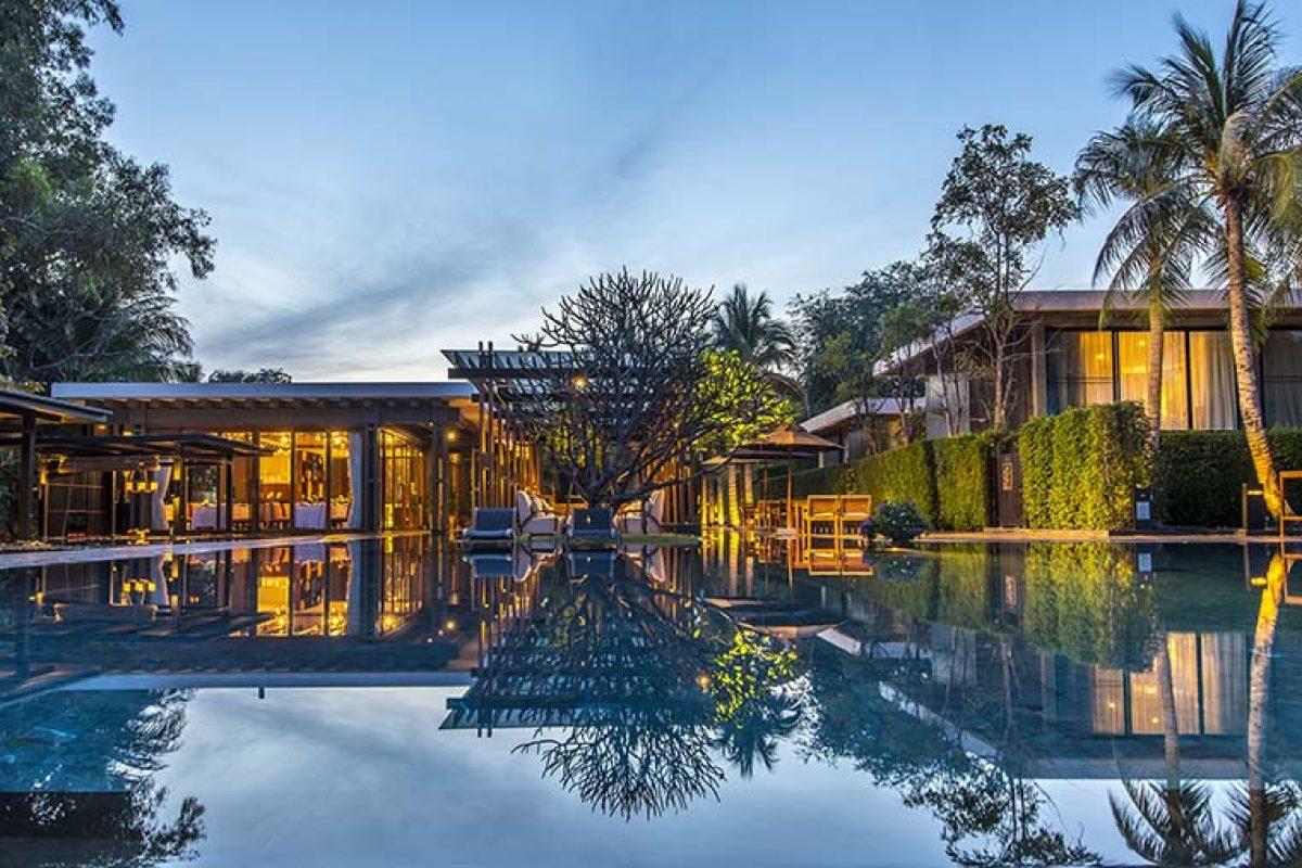 V Villas Hua Hin – MGallery Hotel Collection por J+H Boiffils, un sofisticado retiro de lujo en Tailandia