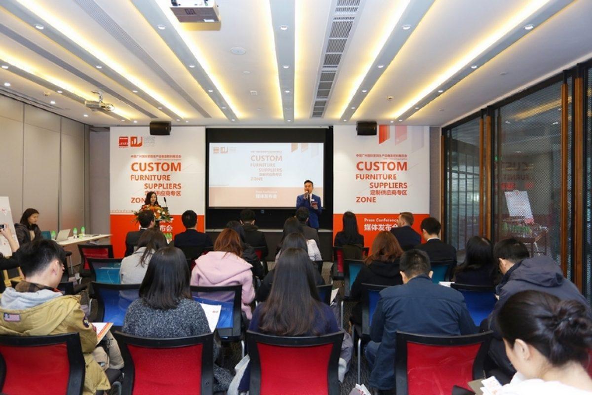 CIFM / interzum guangzhou 2018: la feria presenta la nueva Zona de Proveedores de Muebles Personalizados