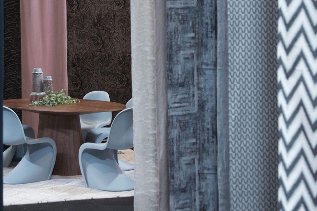 La 4ª edición de EDITORES TEXTILES en Intergift se consolida como el mayor referente en España de diseño en textil, papeles pintados y revestimientos