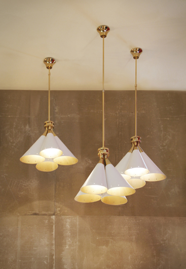 Madeleine by delightfull a suspension lamp inspired by for Madeleine decoration