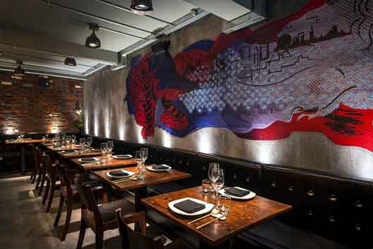 Announced winners of the Restaurant & Bar Design Awards 2015 to best ...