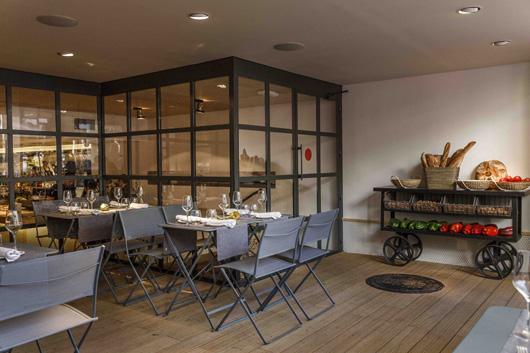 Restaurante la maruca un proyecto del estudio de - Restaurante la maruca ...
