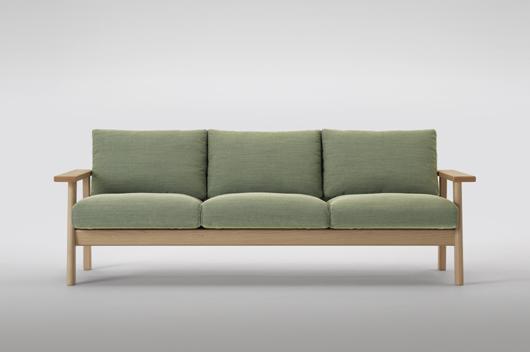 Bruno y roundish las ltimas colecciones de jasper for Sofa hecho de cojines